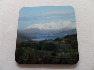 Picture of Set of 4 Lake  Windermere view table mats