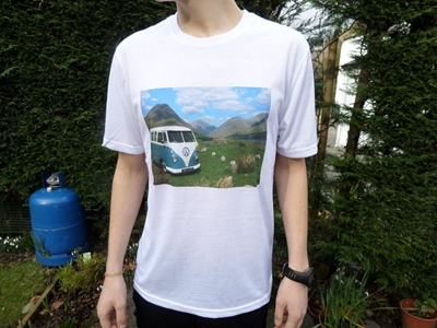 Picture of Camper van T shirt