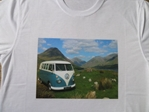 Picture of Camper van T shirt