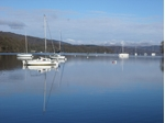Picture of Yachts on Windermere T shirt (JS001YOW)