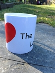 Picture of I love The Lakes mug