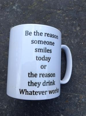 Picture of Make someone smile mug