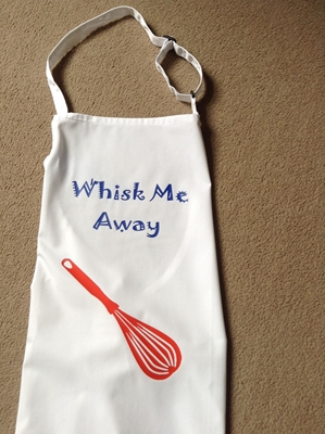 Picture of Whisk Me Away apron