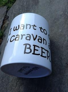Picture of Caravan tea and coffee mug