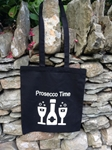 Picture of Pink Prosecco shopping bag