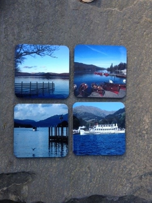Picture of Set of four Windermere coaster