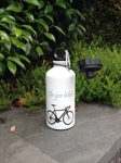 Picture of On yer bike water bottle
