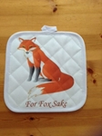 Picture of For fox sake pot stand/oven pad