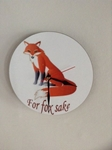 Picture of For fox sake clock