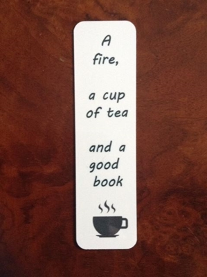 Picture of Cup of Tea Bookmark