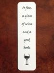 Picture of Wine bookmark