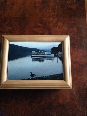Picture of Lake Windermere keepsake box