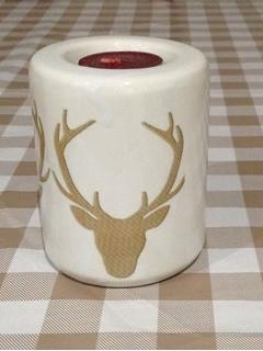 Picture of Deer tealight holder