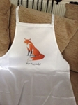 Picture of For Fox sake Apron
