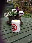 Picture of Buzz Off citronella tea light holder