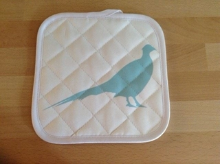 Picture of Pheasant, Hare Oven Pad