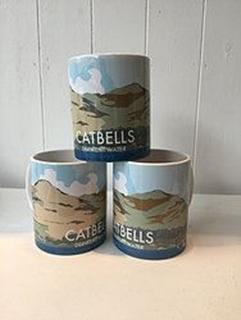 Picture of Catbells ceramic mug