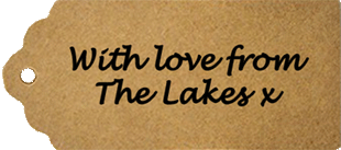 with love from the lakes