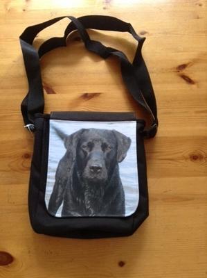 Picture of Dog Shoulder bag