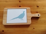 Picture of Pheasant Cheese board rectangle