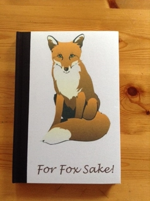 Picture of For fox sake wallet