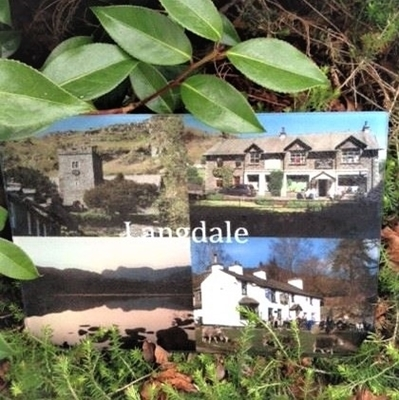 Picture of Langdale multiple picture  Worktop Protector