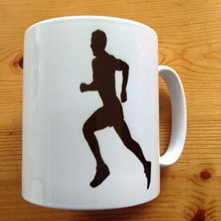 Picture of Men's Fell runner mug