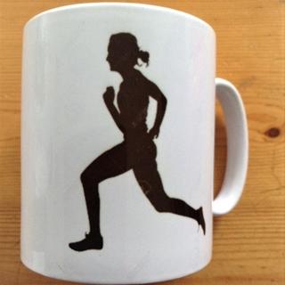 Picture of Women's Fell runner  mug
